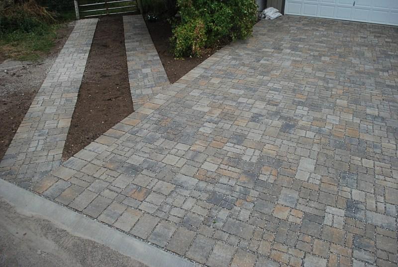 interlocking permeable concrete pavers   pineville, jackson