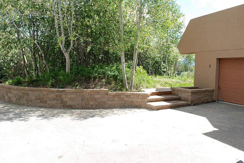 Segmental Retaining Wall Design segmental retaining walls are modular block retaining walls used for vertical grade change applications the walls are designed and constructed as either Segmental Retaining Walls