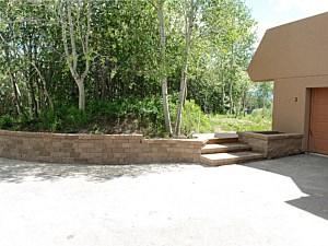 Segmental Retaining Walls Wind River Stone Scapes Inc